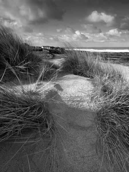 sand blasted by oldbloke