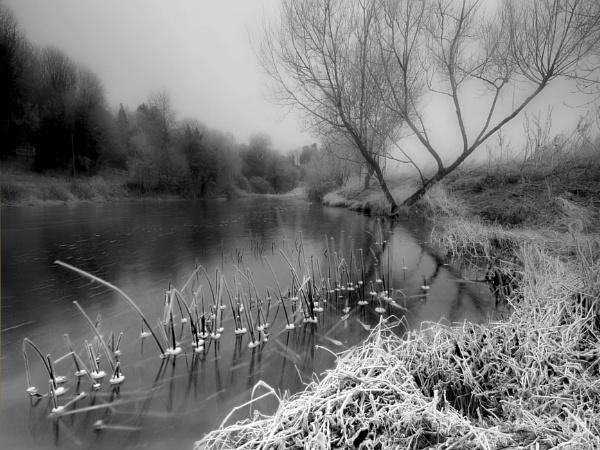 winter water by oldbloke