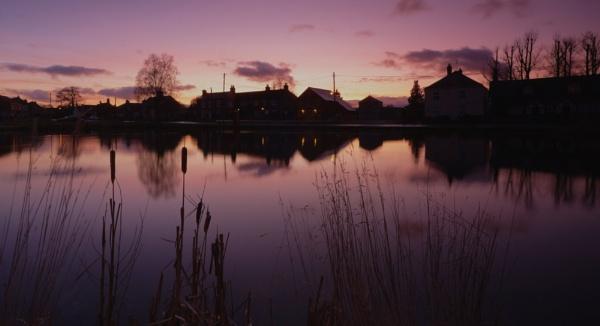 across the pond by oldbloke