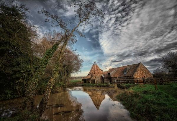 Preston Mill by KingBee