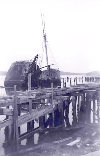 Ghost Ships by Joline