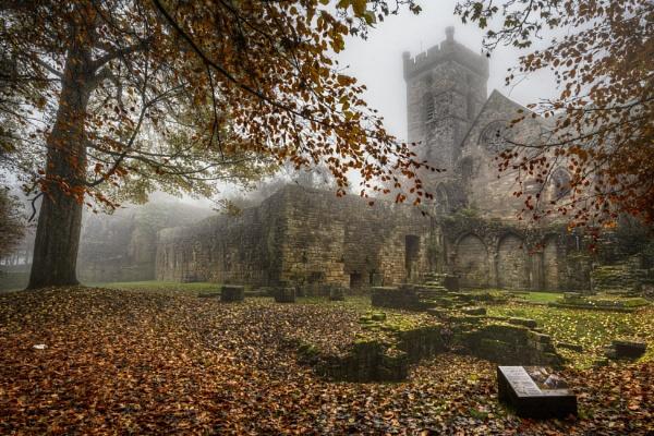 Culross Abbey by AndrewAlbert