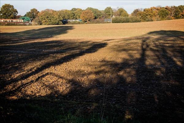 Saturday shadows by rambler