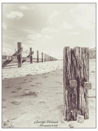 Happisburgh  beach