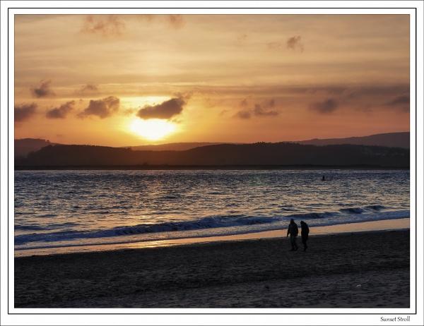 Sunset Stroll by Robert51