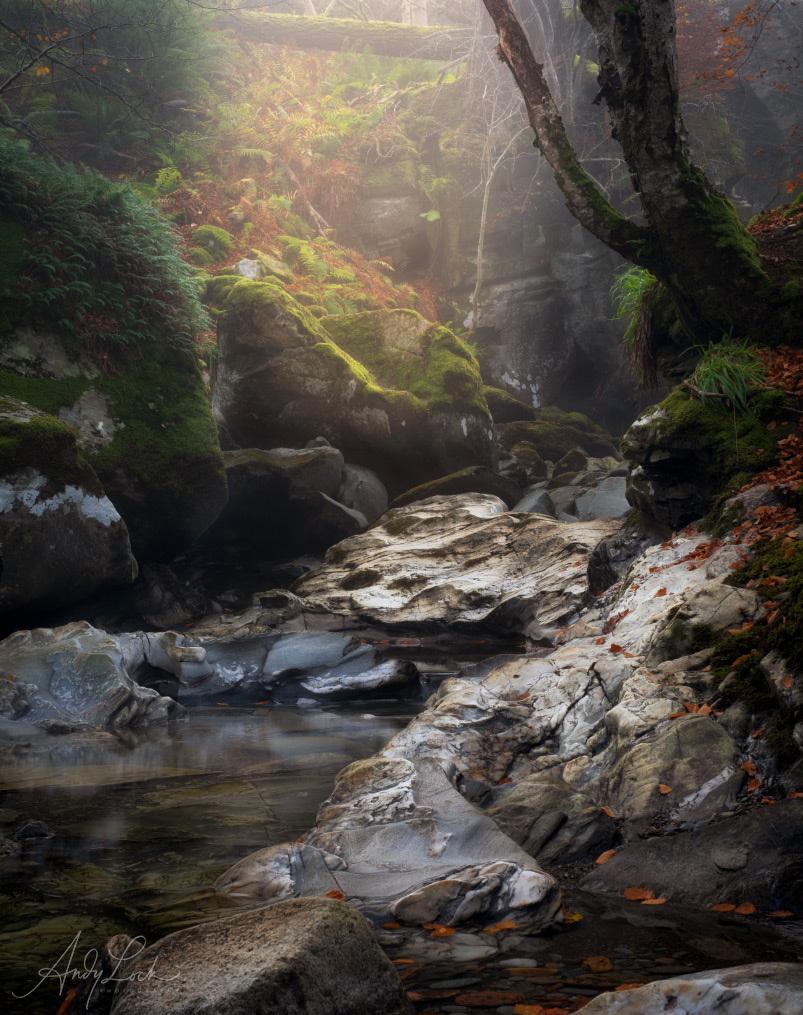 Acharn Falls near Kenmore
