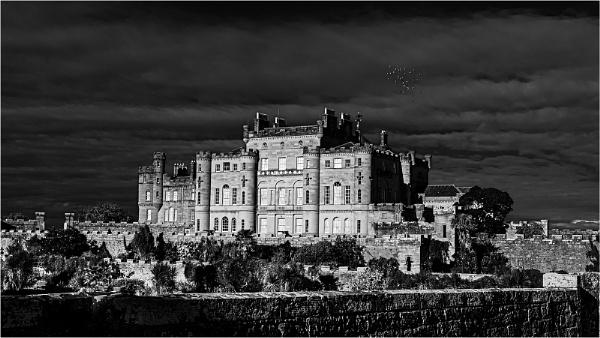 Colzean Castle by Dixxipix