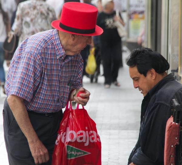 Red Hat by bobbyl