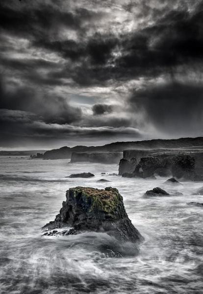 Stormy Seas by Pete2453