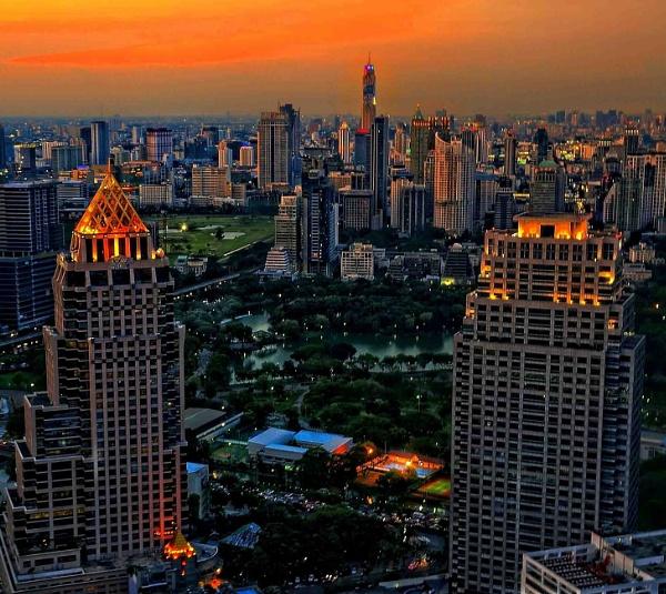 Night In Bangkok by sweetpea62