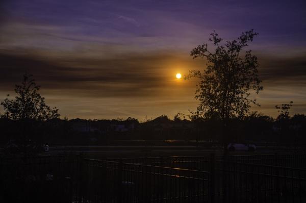 Sunset by nickdhuka