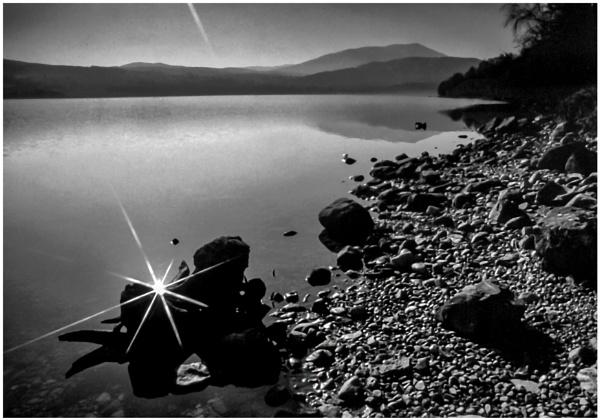 Loch Tummel by mac