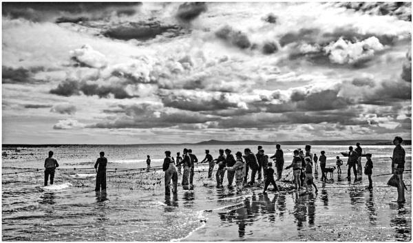 Net Fishermen by mac