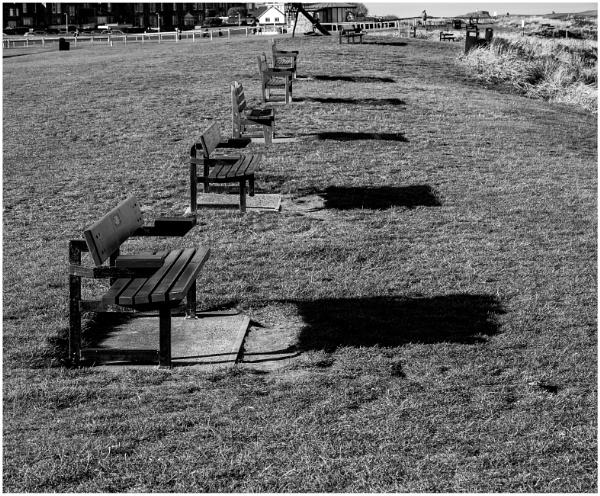 Empty Seats by mac