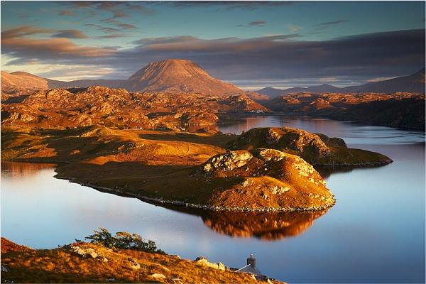 Loch Inchard by jeanie