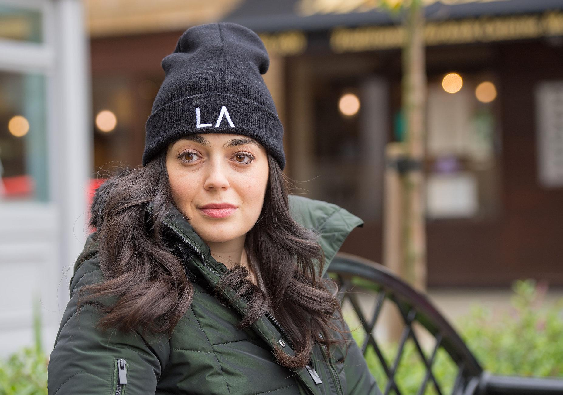 Laura at Ware - 2