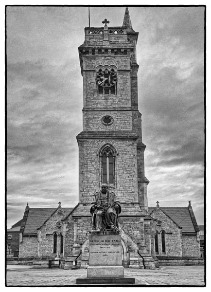 Sir William Grey by DaveRyder
