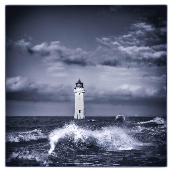 Perch Rock Lighthouse. by Alex64