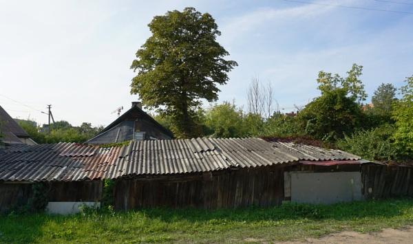Derelict roof by SauliusR