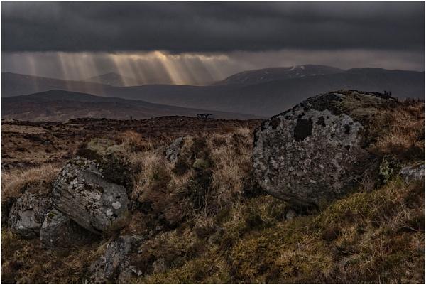 Rannoch Moor by dven