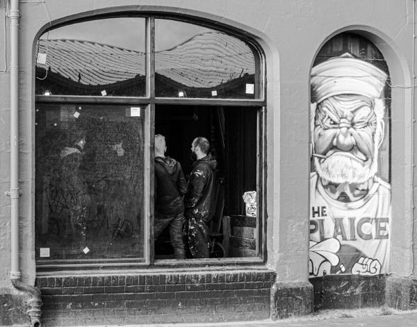 window dummies by rockabilly