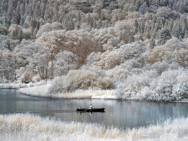Boating Lake by Adee