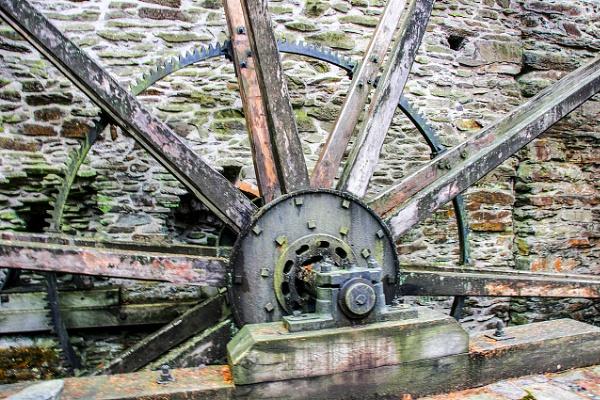 Water Wheel by blrphotos