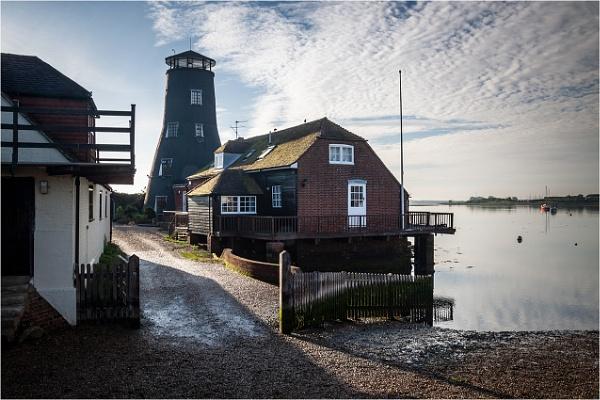 Langstone Millhouse by blrphotos