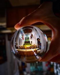 Church in a ball