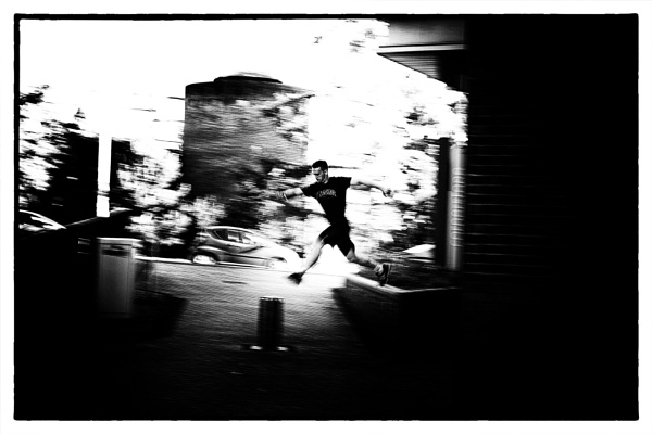 \'Parkour\' by Alfie_P