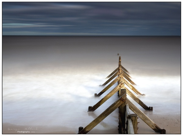 Groynes by airfreq