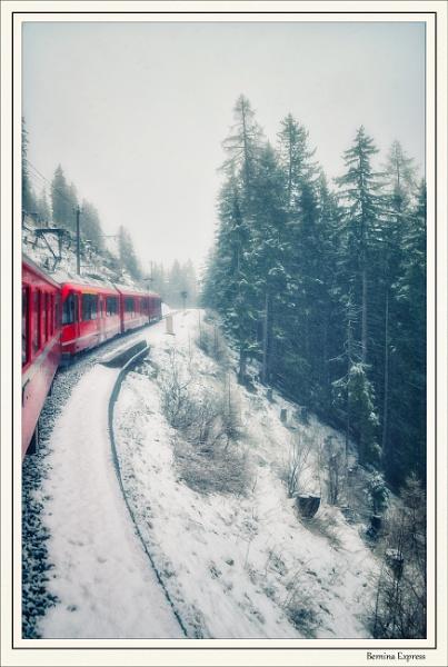 Bernina Express by Robert51