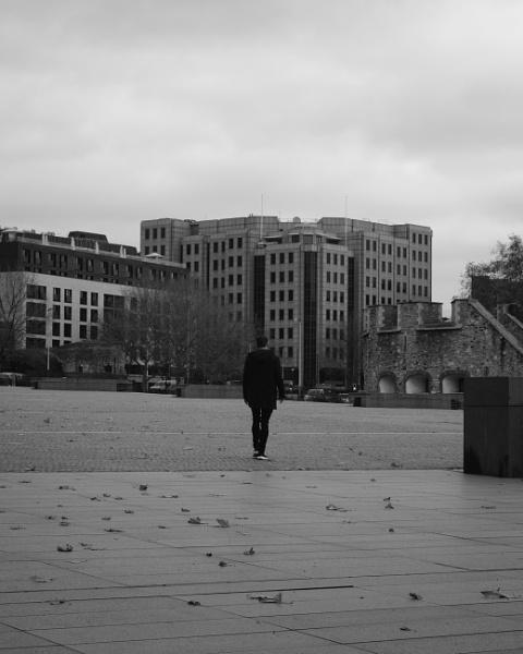 Lockdown London by iNKFIEND