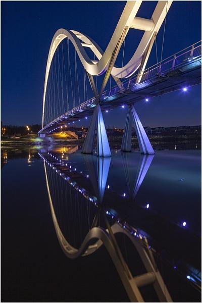 The Infinity Bridge by stevenb