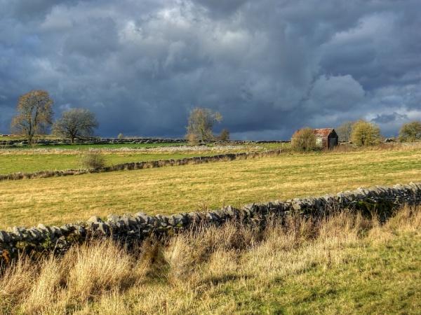 Storm on the horizon by ianmoorcroft