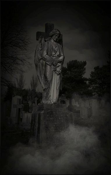 Arise oh Restless Spirit ! by PhilT2