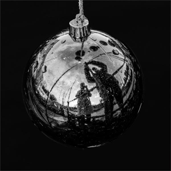 Christmas Bubble by judidicks