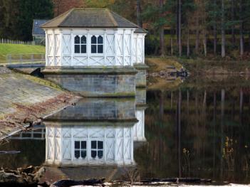 Reservoir reflection's