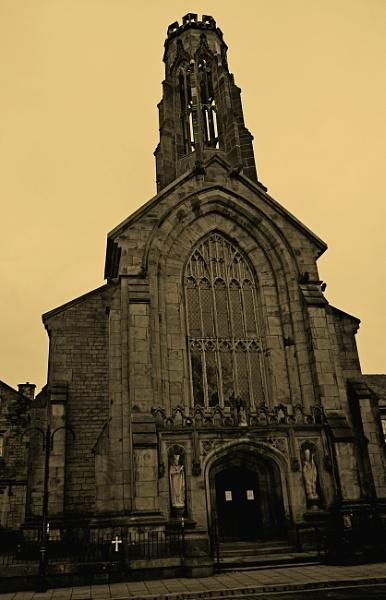 St  Marie  Bury by oldham