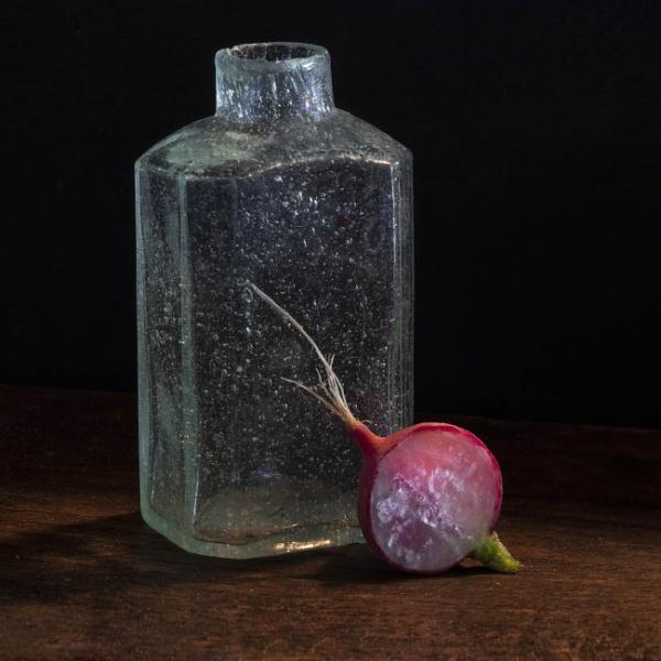 A humble radish by HelenaJ