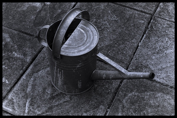 WATERING CAN. by kojack