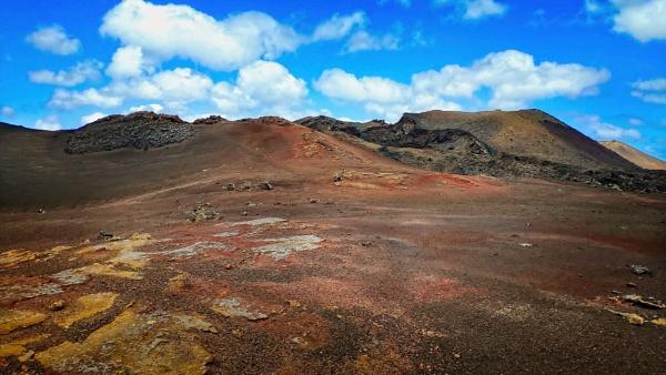 Volcanic landscape by MAK54