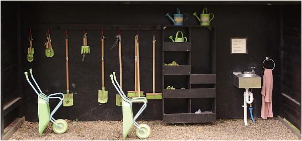 Precision Gardening by johnriley1uk