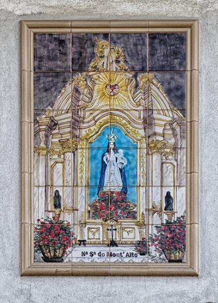 Nossa Senhora do Mont\'Alto by jacomes