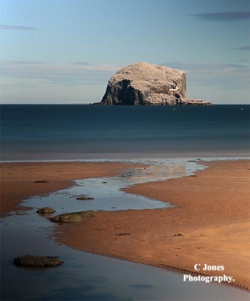 Bass Rock by cjones