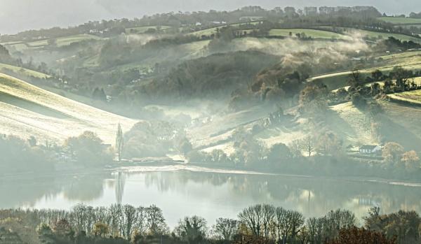 Misty Valley by DTM