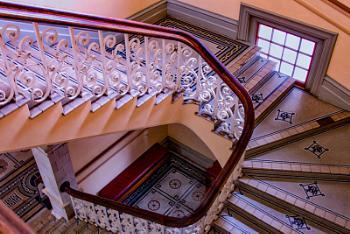 Victorian Stairwell