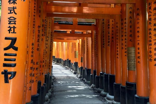 Fushimi Inari Taisha by Arwille