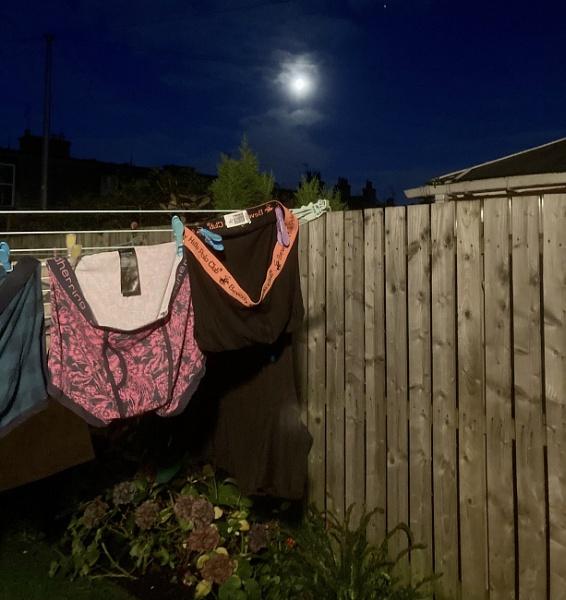 Moonlight washing. by Pinarellopete