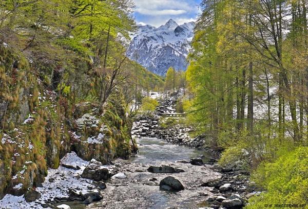 Italian Alps by GPMASS